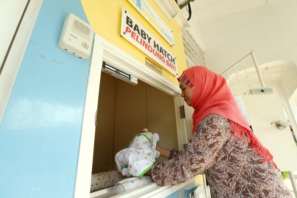 Berikut Merupakan Lokasi Baby Hatch Di Malaysia
