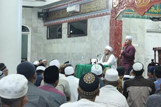 Dauroh Syaikh Dr. Muhammad Muhyiddin Al-Qurosyiy