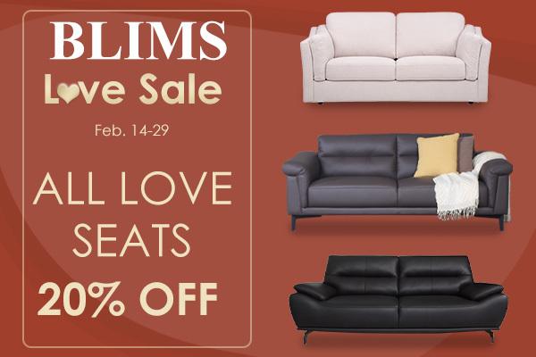Blims Love Sale This Love Month