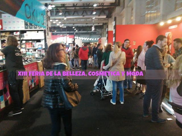 XIII FERIA DE LA BELLEZA, COSMETICA Y MODA BADAJOZ