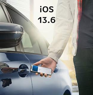 أبل تطلق تحديث iOS 13.6 للآيفون والآيباد