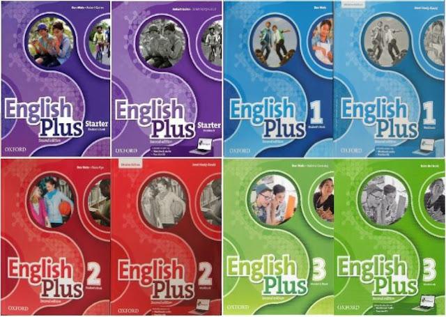 English Plus 1 : 4