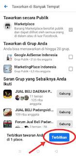 Cara Mempromosikan Produk di Market Place Facebook