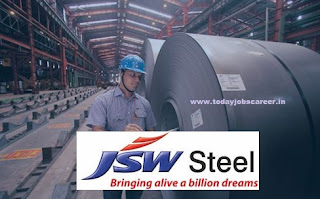 JSW Steel Limited Recruitment 2019 Assistant Manager Post