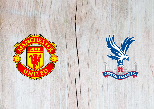Manchester United vs Crystal Palace -Highlights 24 August 2019