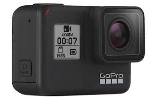GoPro Hero 7 Black kamera terbaik untuk liburan