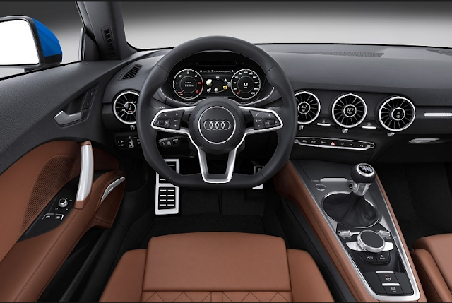 2018 Audi Q9 Interior