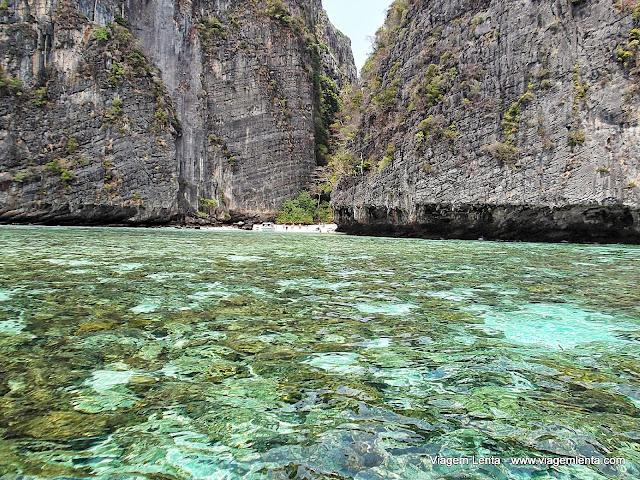 Phi Leh Bay: quase um paraíso