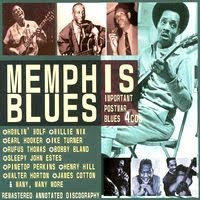 memphis blues important postwar blues (2006)