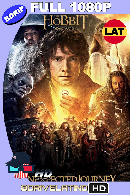 El Hobbit : Un Viaje Inesperado (2012) BDRip 1080p EXTENDED EDITION Latino-Ingles MKV