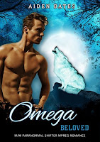 Omega Beloved Aiden Bates cover