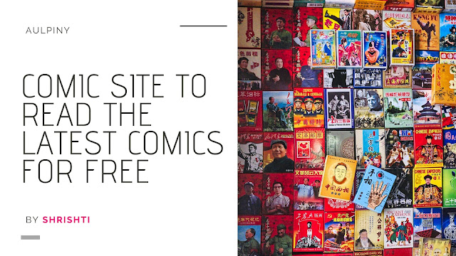 Comics Site To Read The Latest Comics For Free