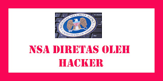 Kelompok hacker Shadow Brokers yang mampu membongkar data penting milik NSA