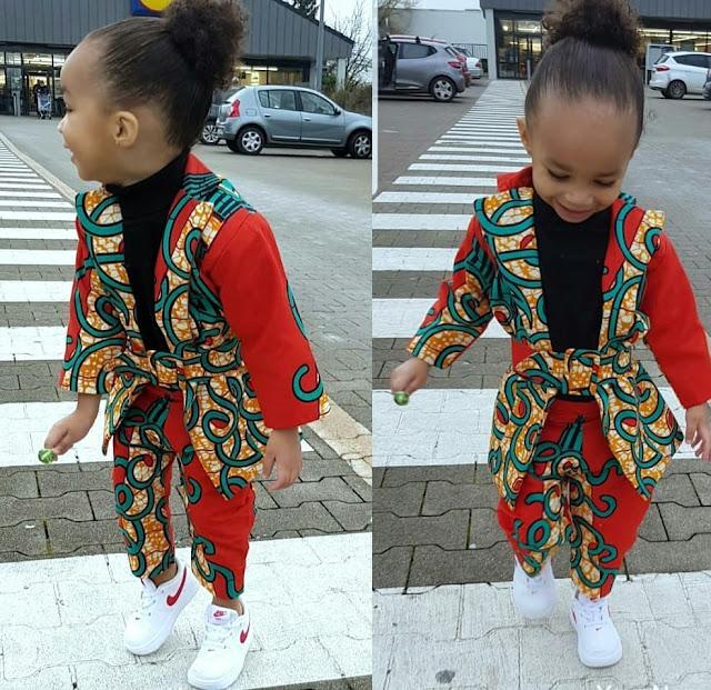 2019 Beautiful Ankara Styles for Kids