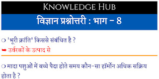 science hindi questions