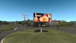 ets 2 real advertisements v1.3 screenshots, lithuanian 9