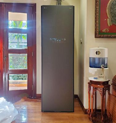 máy giặt hấp sấy LG Styler S5GFO là một trong những lựa chọn vô cùng thích hợp