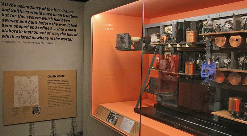 Первый радар Уотсона-Уотта в музее