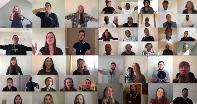 Worship video goes viral: UK churches unite to sing blessing over the nation
