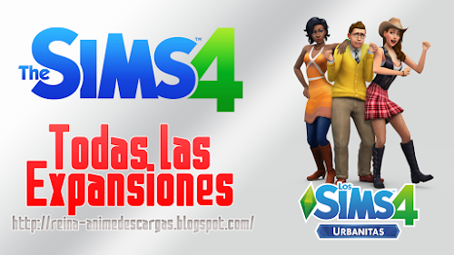 Descarga Los Sims 4 Todas las Expansiones [hasta urbanitas] [Torrent]
