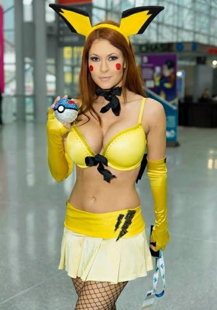 Os melhores cosplay do Pokémon