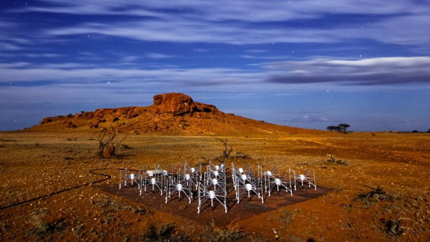 Murchison Widefield Array