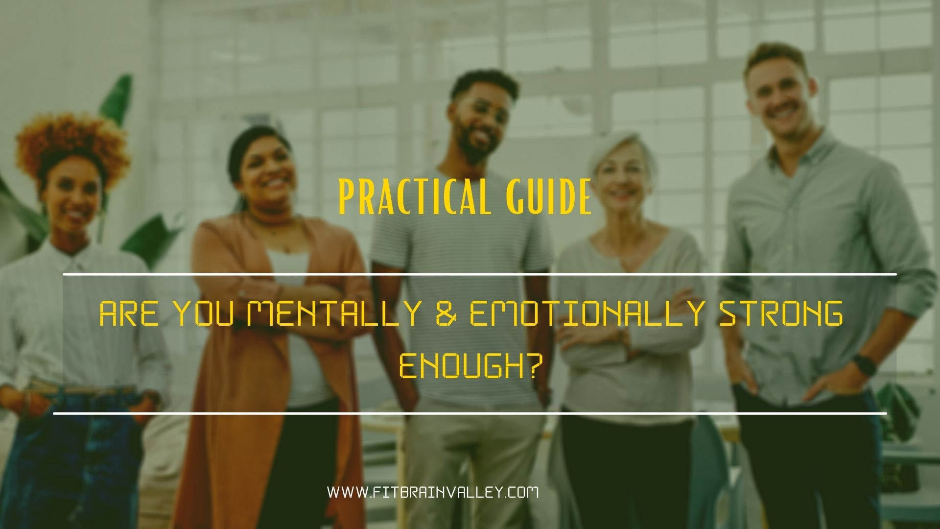 Being mentally strong, emotionally stable is a wisdom and blessing. Are you independent and mentally strong? if not this article is a personal experience guide for you written by kushal kukkar. how to become mentally and emotionally strong is a list of ways one can adopt to become better version of ourselves.