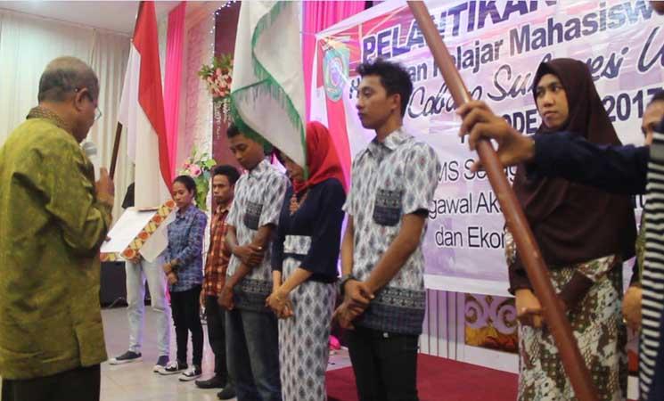 Sukses Pelantikan Pengurus HPMS Cabang Sulawesi Utara Periode 2016 - 2017