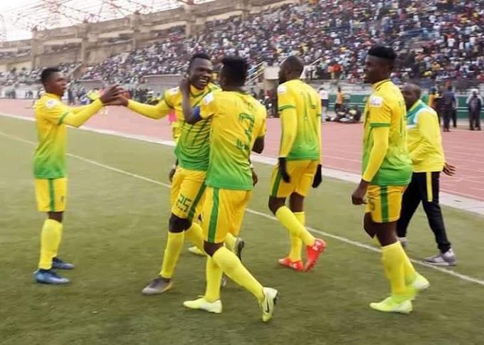 NPFL: Ibrahim Mustapha Yuga go top of goal chart