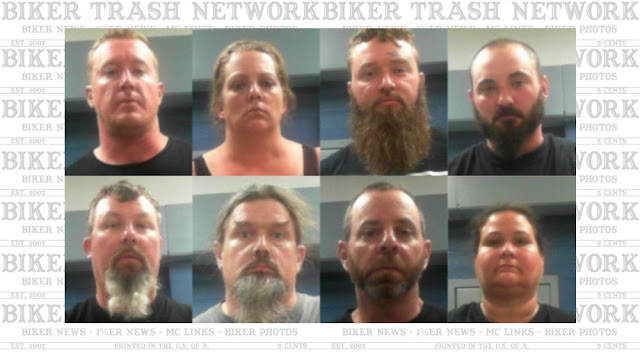 Biker Trash Network • Outlaw Biker News : Apache MC