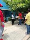 POR LA PANDEMIA- PELOTEROS DOMINICANOS SE SOLIDARIZAN CON LA FAMILIA DEL SUR Y DONAN ALIMENTOS