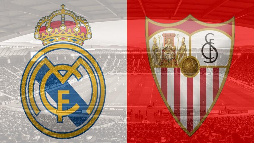 مشاهدة مباراة ريال مدريد وإشبيلية