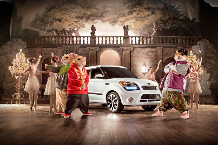 Kia Soul Commercial >> The Hamsters Are Bringing Down The House In The New 2013 Kia