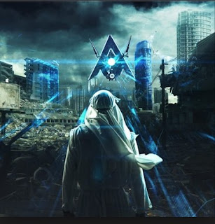 Lirik Lagu Alan Walker - Darkside