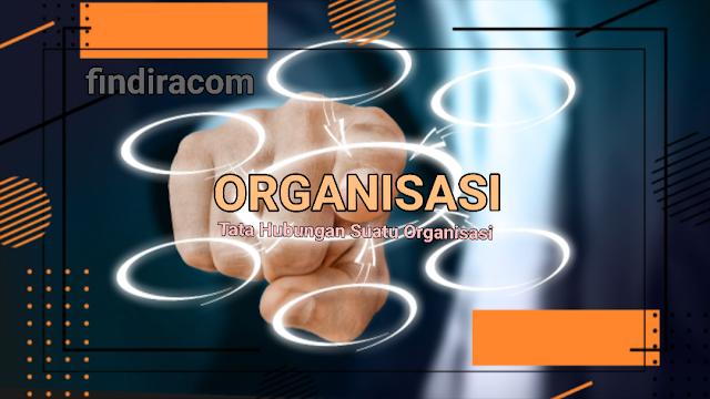 Syarat yang Harus Diperhatikan agar Tata Hubungan Suatu Organisasi Berjalan Baik