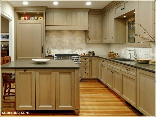 مطابخ خشب 10 | Wood kitchens 10