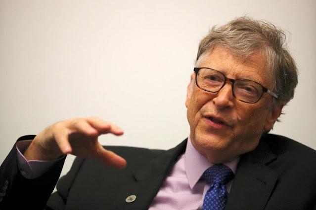 Rahasia Atur Waktu Ala Bill Gates