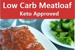 Low Carb Meatloaf | Keto Approved