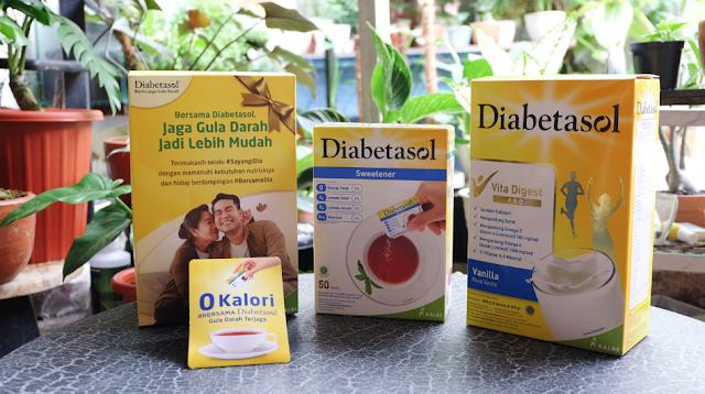 varian produk diabetasol baik untuk penderita diabetes type 1