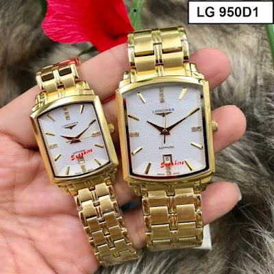 Đồng hồ cặp đôi LG 950D1