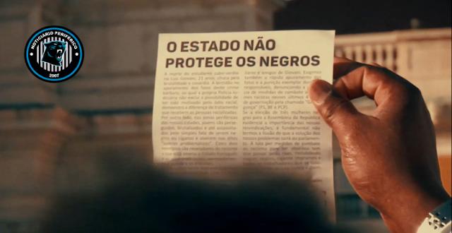DocVozes lança documentário sobre ato de movimentos negros em Portugal | Marcha para Giovani