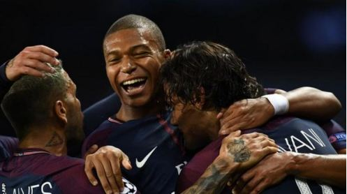 VIDEO: Paris Saint-Germain 3 – 0 Bayern Munich [Champions League] Highlights 2017/18