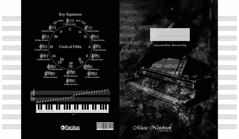 Partitur | Music Notebook
