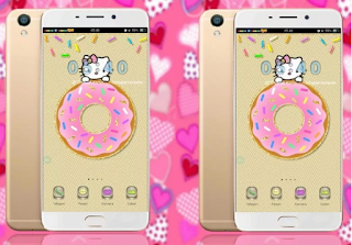 Hello Kitty Tema for Oppo