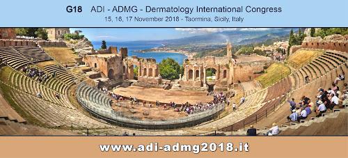 XVIII Congresso Nazionale ADI-ADMG - G18 Congresso Internazionale di Dermatologia
