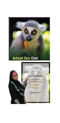 Zoo Negara Malaysia :Adopt An Animal