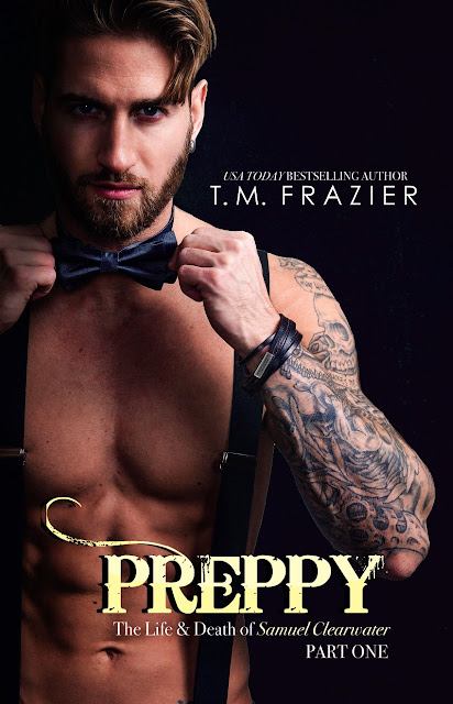 Cover & Blurb Reveal: Preppy Part One by T.M. Frazier