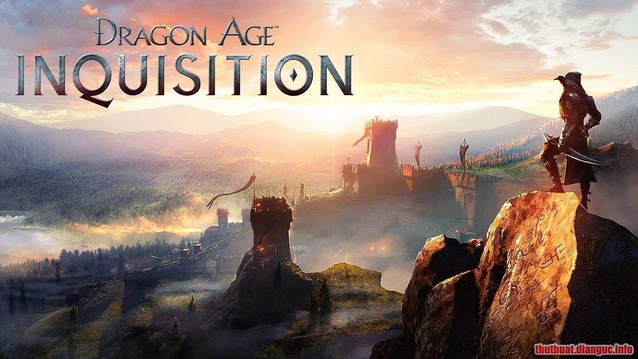Download Game Dragon Age Inquisition Deluxe Edition Full Crack
