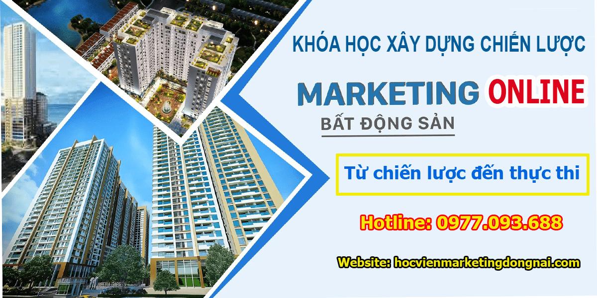 Xây dựng chiến lược marketing online cho bất động sản