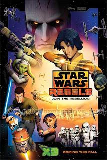 Star Wars Rebels Temporada 4 (2017) [Latino-Ingles] [Hazroah]